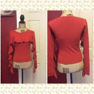 Gorgeous A. Calin by flying tomato blouse